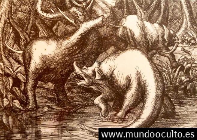 """La Criatura """"Devoradora De Elefantes"""" de África"""