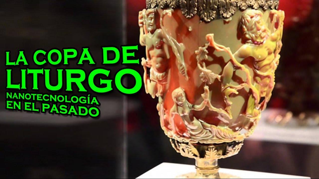 El asombroso misterio de la Copa de Licurgo ¿Nanotecnología en el Pasado? | VM Granmisterio