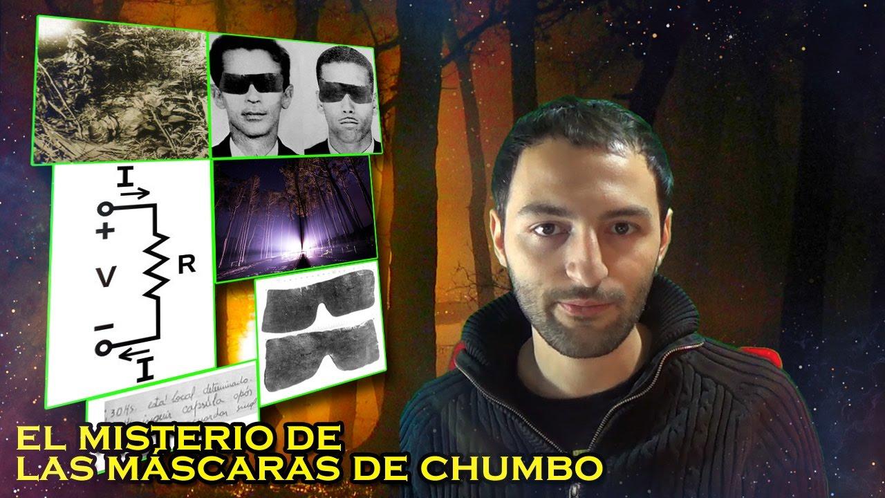 El Misterio de las Máscaras de Chumbo y el contacto con ALGO del bosque | VM Granmisterio