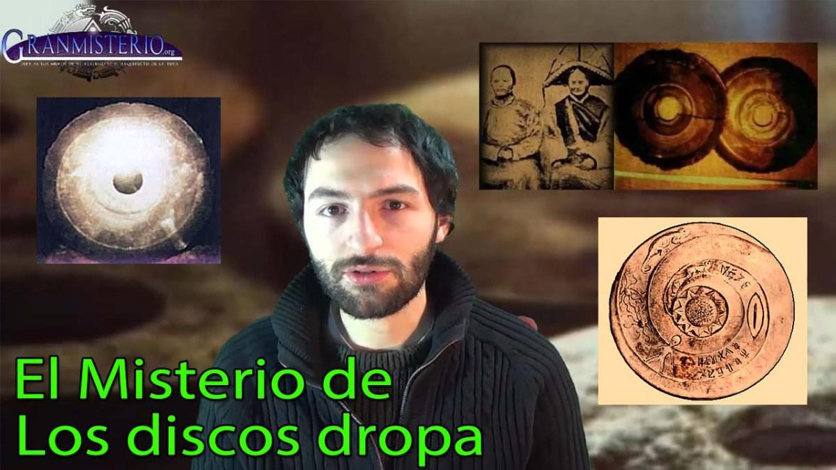 El misterio de los Discos Dropa y la Hibridación Extraterrestre   VM Granmisterio