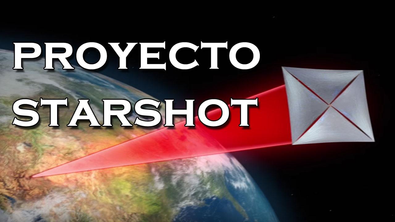 El proyecto Starshot ¿Viajaremos en 20 años a Alfa Centauri? | VM Granmisterio