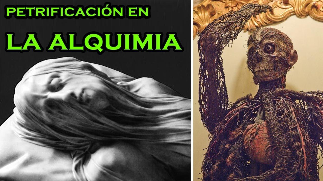 El secreto más Oscuro de la Alquimia, La petrificación Humana   VM Granmisterio