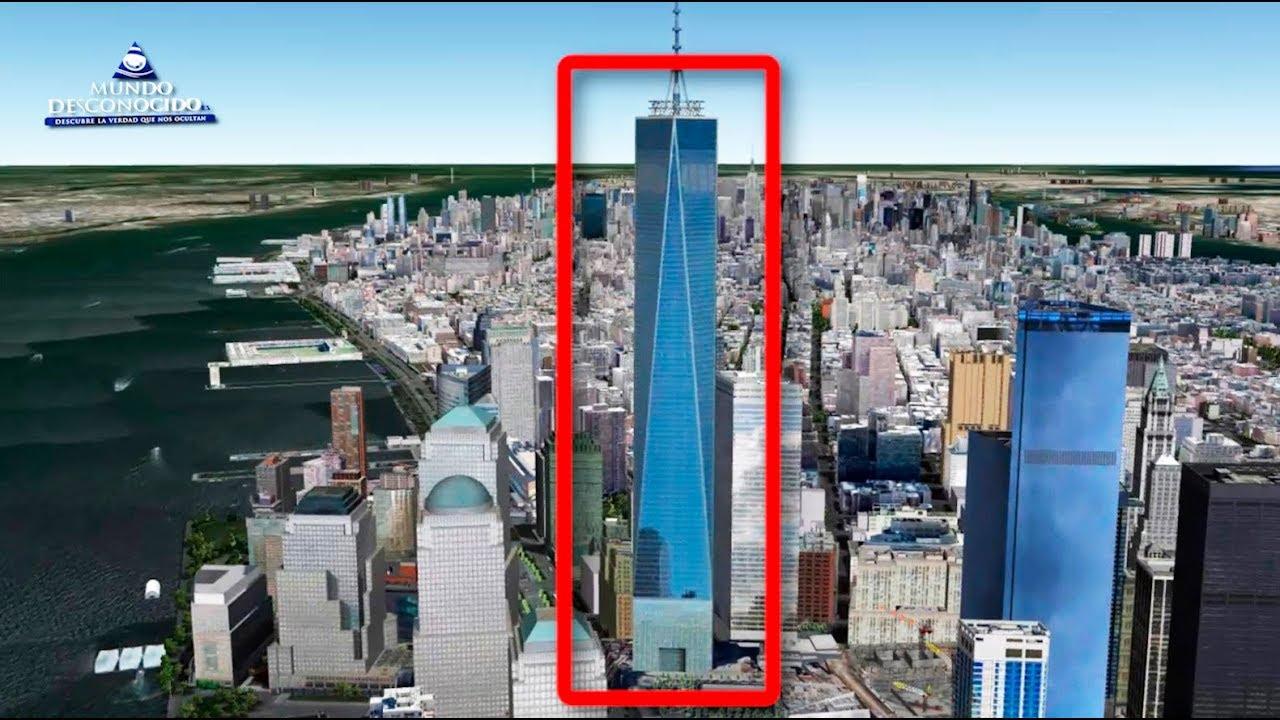 El WTC-One, Nuevo Templo Illuminati