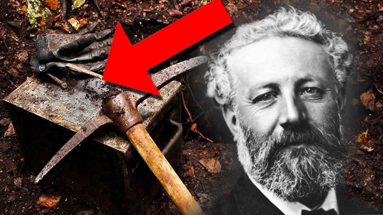 Encuentran enterrada una CÁPSULA DEL TIEMPO con los secretos de Julio Verne | VM Granmisterio