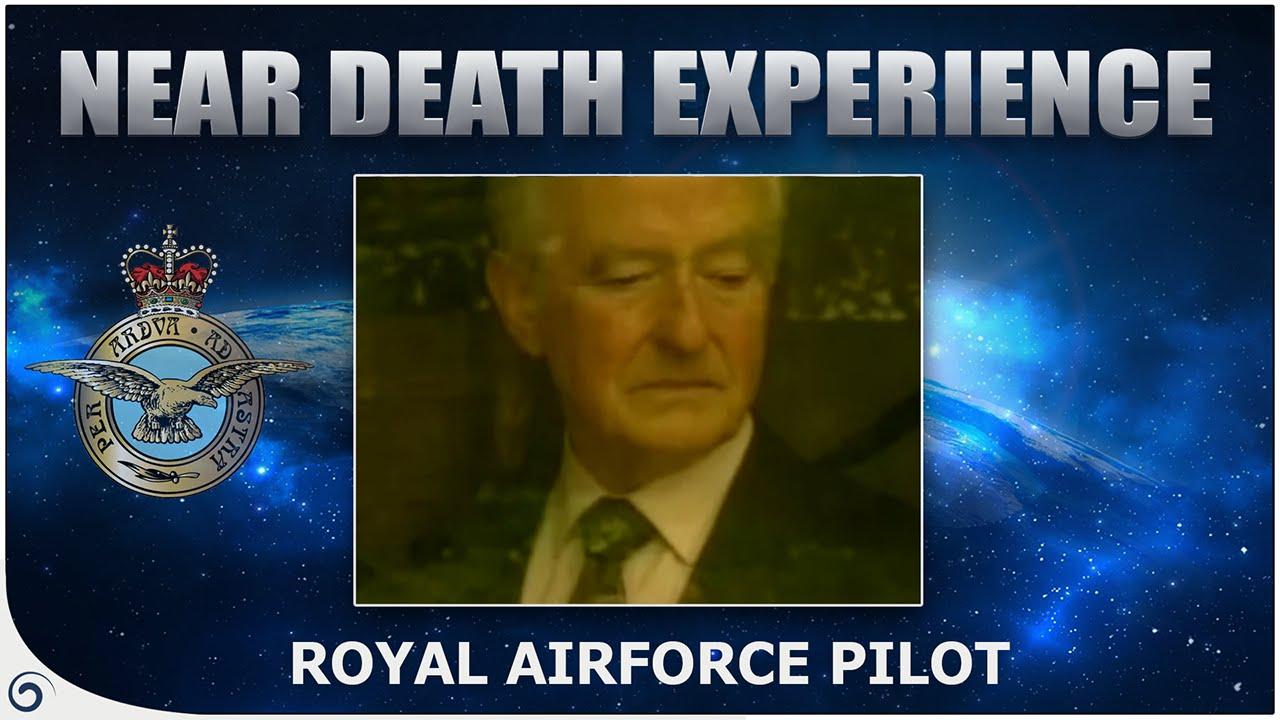 """""""Es Imposible Morir"""" Dice Piloto de la Fuerza Aérea Real"""