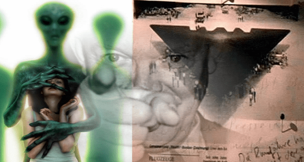 Ex funcionario de la Fuerza Aérea de los Estados Unidos afirma que hay extraterrestres presos en su país