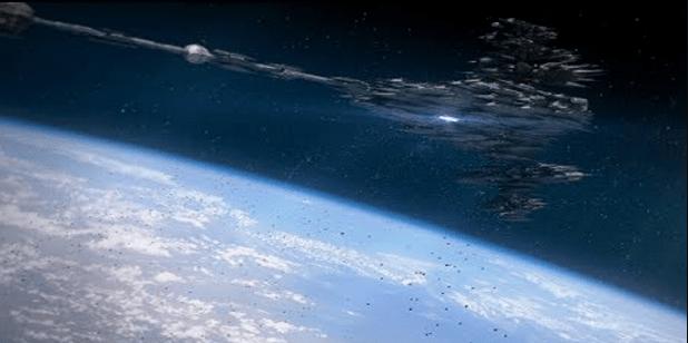 ¿Encontraron los rusos una nave alienígena estrellada en órbita?