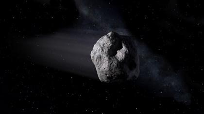 Una roca espacial descubierta hace 8 días pasa junto a la Tierra