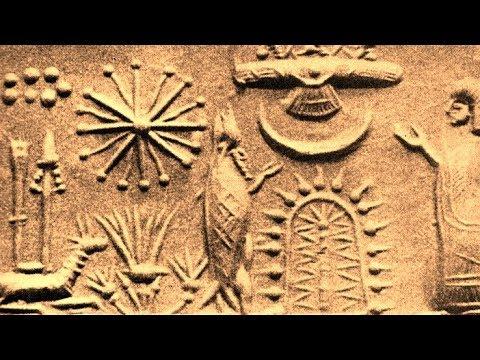¿Fue el Dios el dios Reptil Oannes de los atlantes quien calentó Marte? (4)