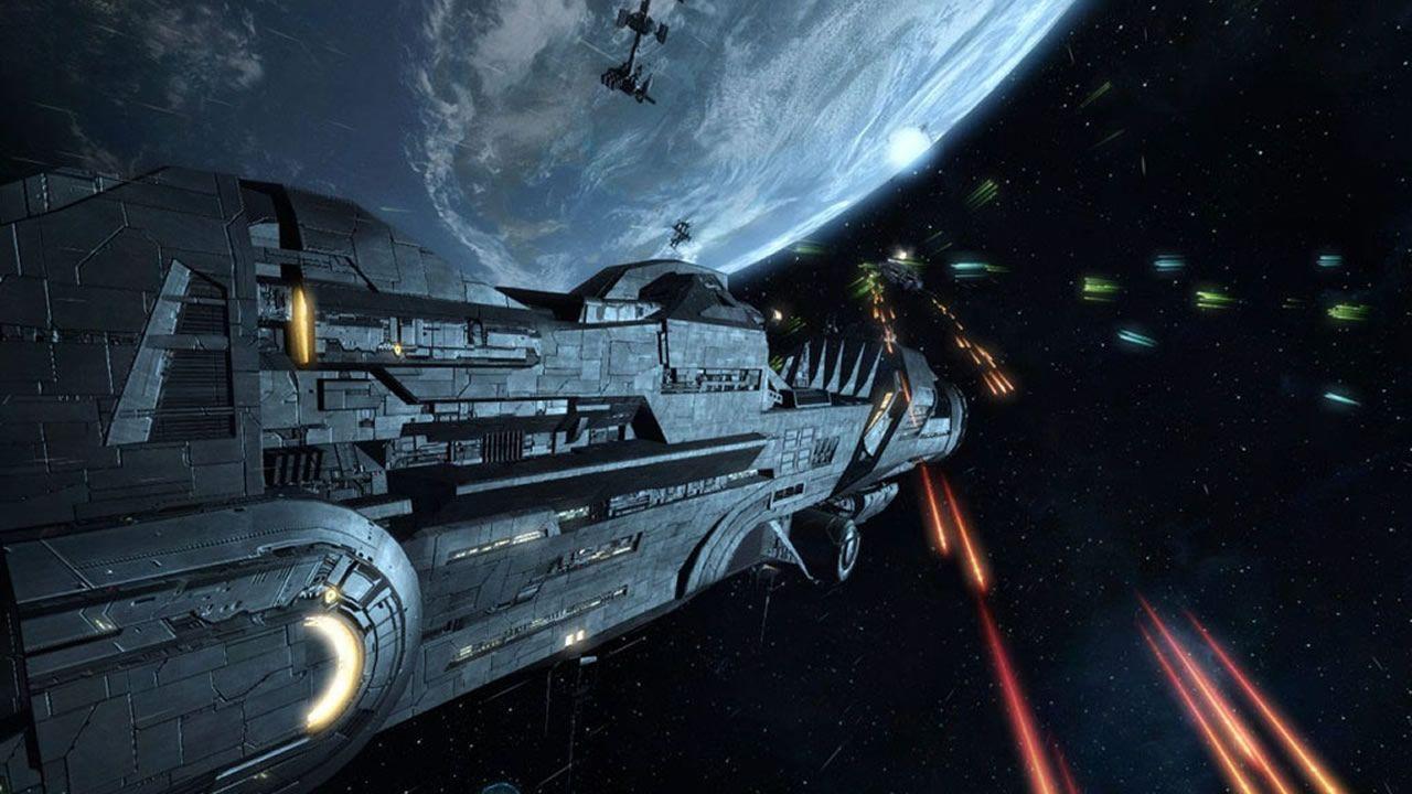 ¿Es este vídeo la evidencia de armas secretas usadas en el Espacio contra Ovnis?
