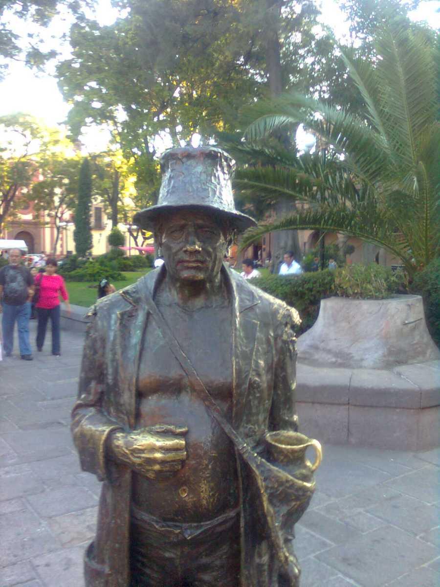 El Pordiosero Profeta: Juan del Jarro.