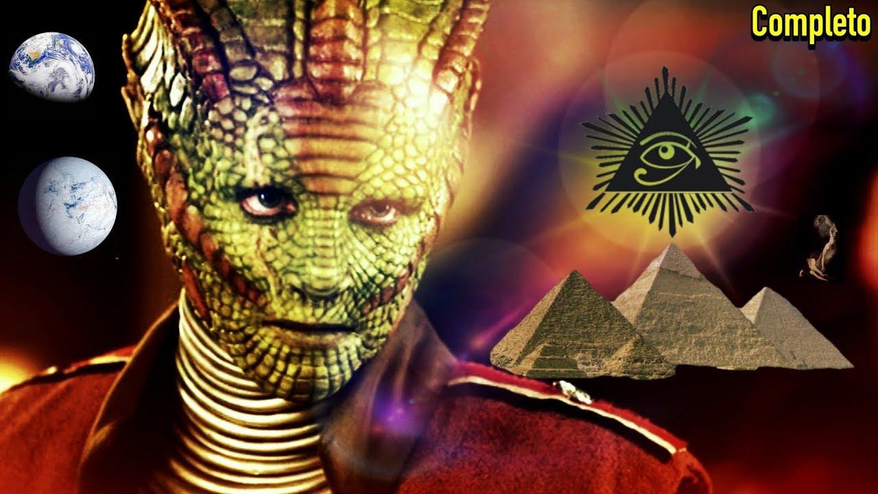 La gran epopeya de los dioses reptilianos luchando por volver a su hogar (-COMPLETO-)