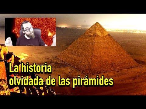 La historia olvidada de las pirámides y el tiempo imposible (1-4)