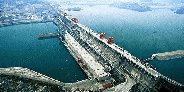 Gigantesca presa construida en China podría cambiar la ROTACIÓN de la tierra