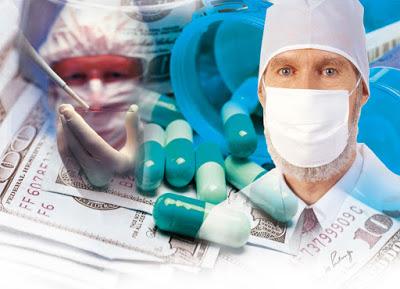 """Los grandes laboratorios siguen """"gratificando"""" a los médicos"""