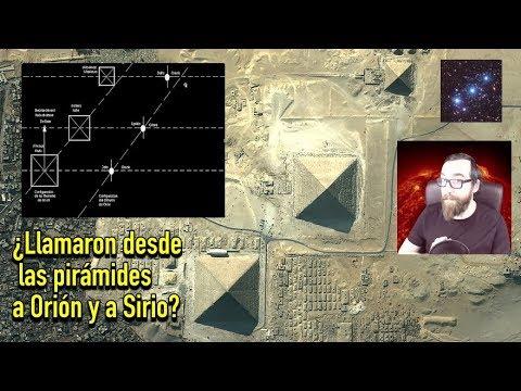 ¿Llamaron desde las Pirámides a Orión y a Sirio? (2-4)