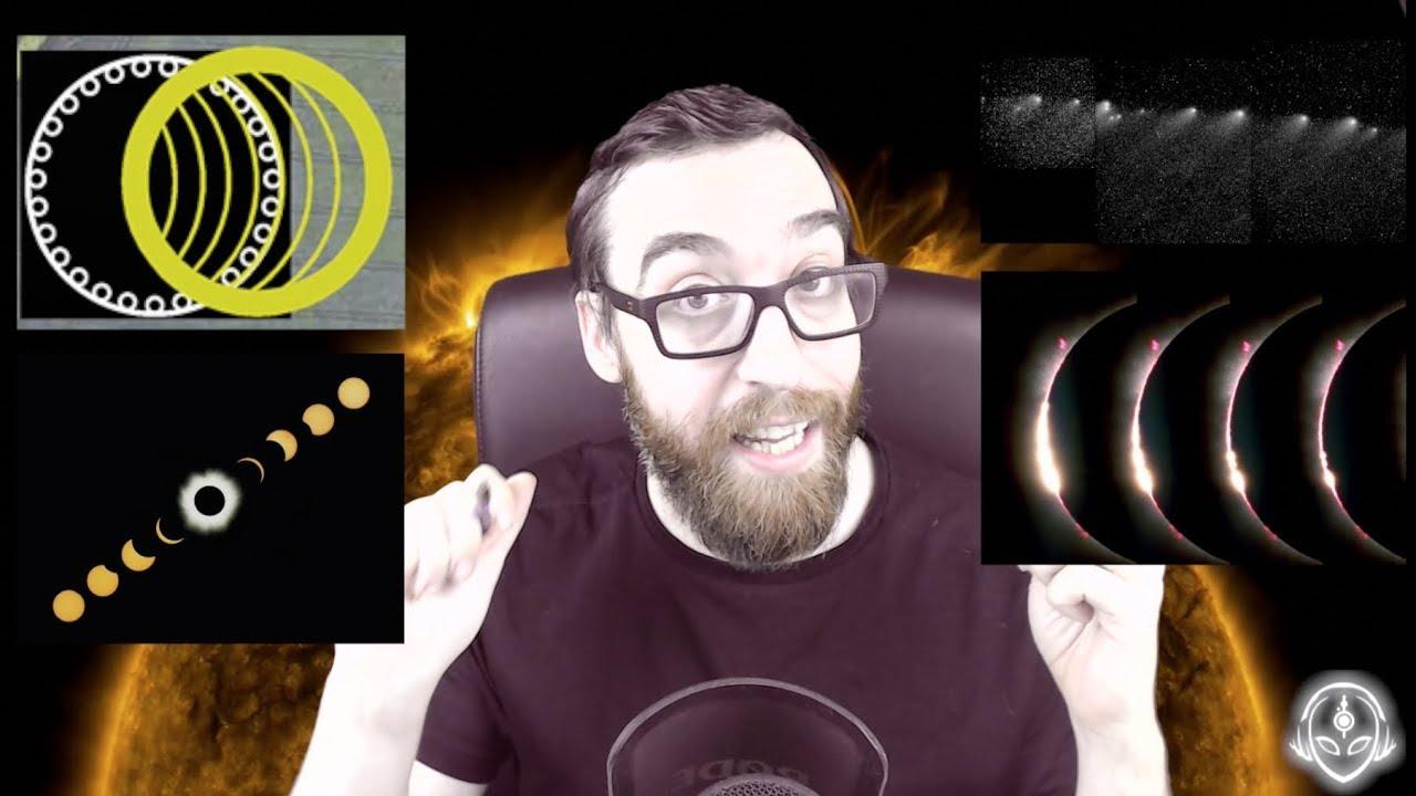 Los extraterrestres se desplazan hasta aquí a través de los eclipses 4–