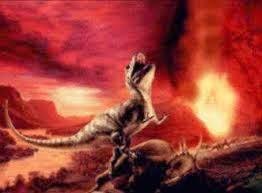 ¿Y si fueron los volcanes los que acabaron con los dinosaurios?