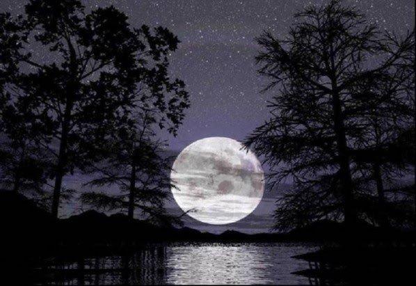 La luna, mas que un satelite