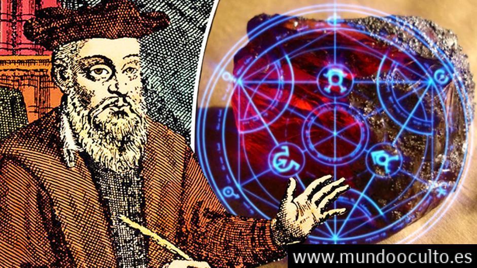 Los extraños viajes de Nostradamus ¿Qué es lo que estaba buscando sobre Alquimia? | VM Granmisterio
