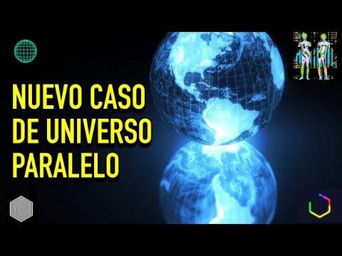 Nuevo e intrigante caso de Universo Paralelo