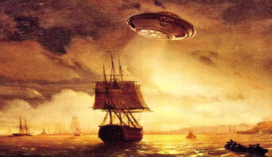 Además de América, Colón encontró Ovnis