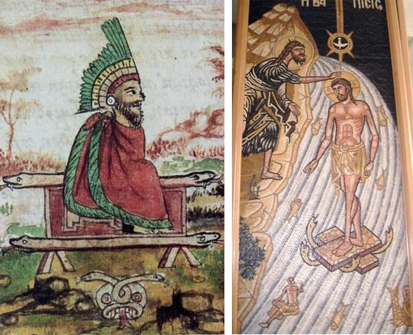 ¿Es QUETZALCÓATL JESUCRISTO cuando visitó AMÉRICA en sus viajes? Estudios así LO AFIRMAN