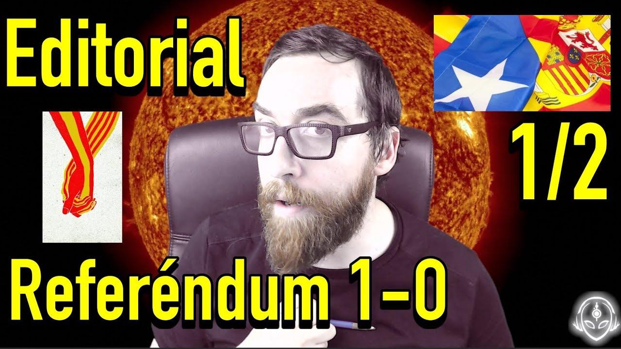 Referéndum de Cataluña: Opinión de Vicente Fuentes (1/2)