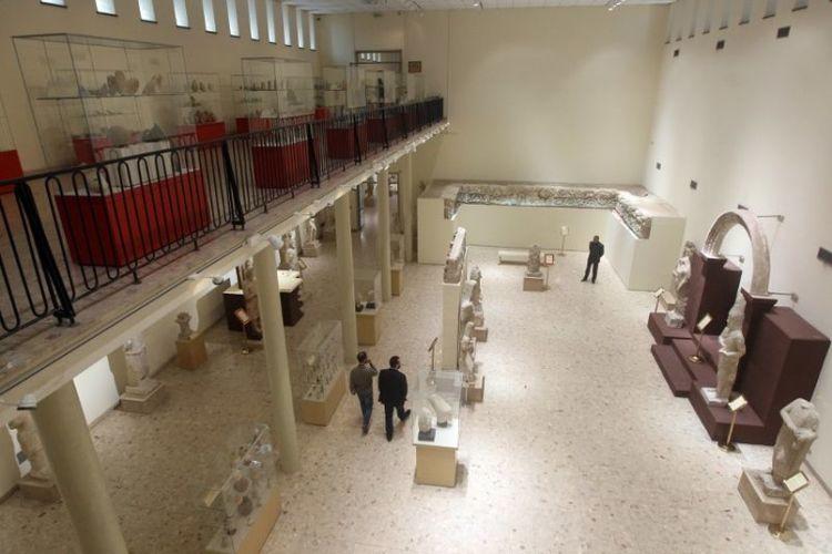 Reabre el Museo Nacional de Iraq después de 12 años
