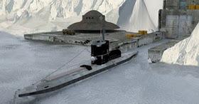 Según Rusia hay una base secreta nazi en el lago Vostok