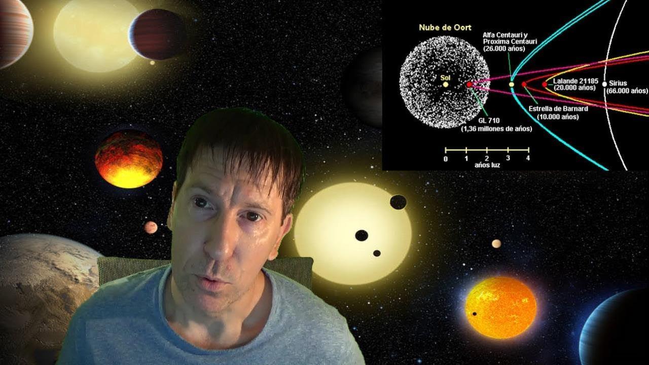 Se acerca una estrella binaria de nuestro sol?