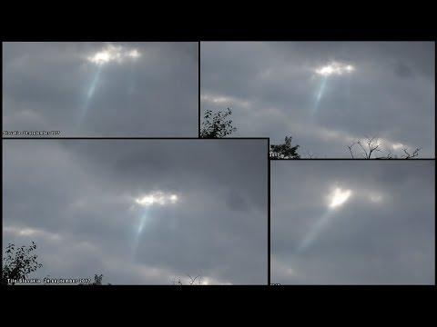 Extraños sonidos desde el cielo Eslovaquia,que está pasando?