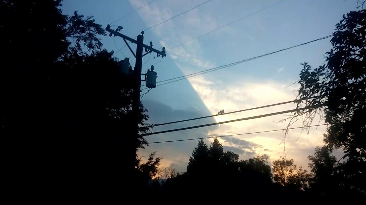 Una extraña «nube OVNI» es captada en los cielos de EE.UU (Vídeo)