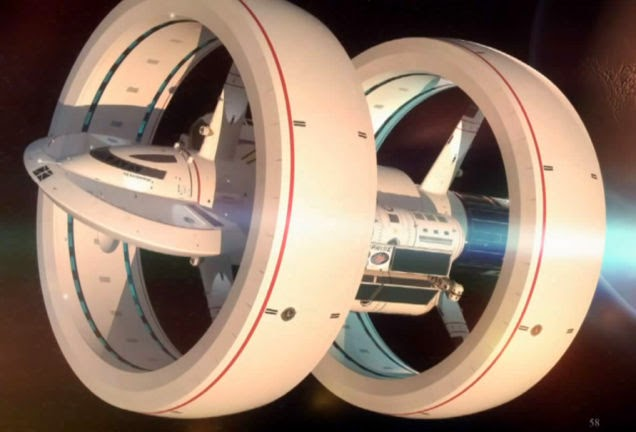 la NASA presenta su nuevo modelo de nave espacial y, ATENCIÓN, con un motor Warp
