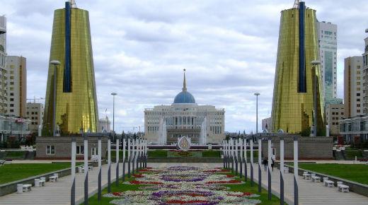 Astana, la ciudad del NWO - , Khazakhstan