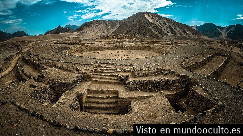 ¿Existió una CIVILIZACIÓN AVANZADA NO HUMANA en la Tierra anterior a la nuestra?