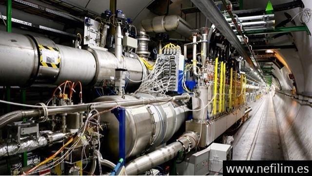 "Descubren un ""misterioso objeto"" en el LHC"