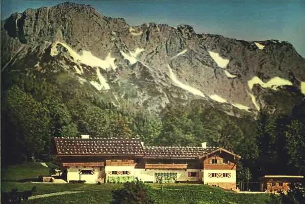 ¿Qué buscaba Hitler en la montaña maldita de Untersberg?