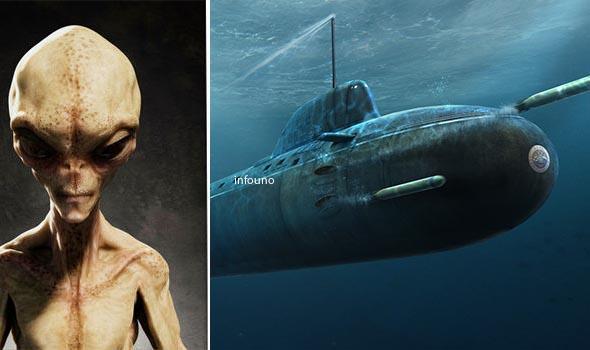 OSNIs: ¿Existe un programa secreto de EEUU para buscar extraterrestres bajo el agua?