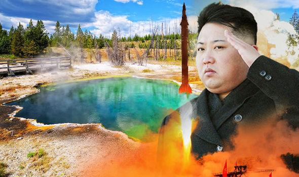 Corea del Norte bombardeará Yellowstone para desencadenar el 'INVIERNO NUCLEAR' afirma teórico conspirador