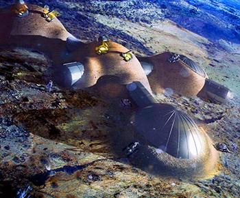 Misteriosas Ruinas Artificiales en la Luna