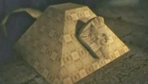 Piramide de 65 millones de años en crimea, origen de la guerra
