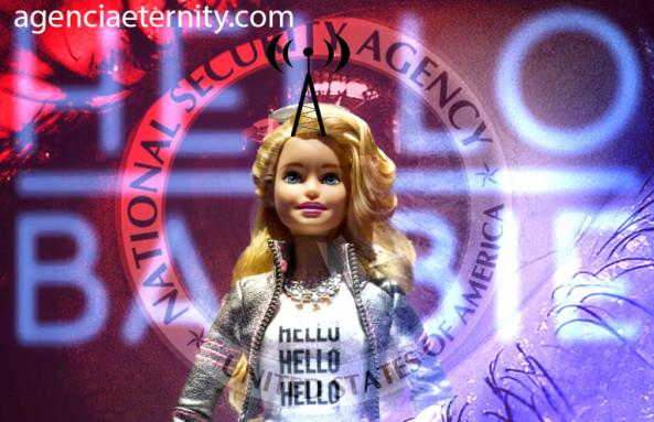 La CIA se frota las manos: La nueva Barbie incorpora Wifi y microfonos