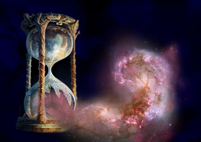 La teoría del desdoblamiento del tiempo