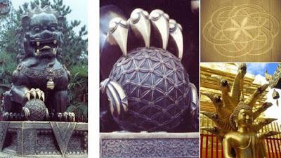 Antiguo símbolo de la «Semilla de la Vida» contendría los secretos de los «7 días de la creación»