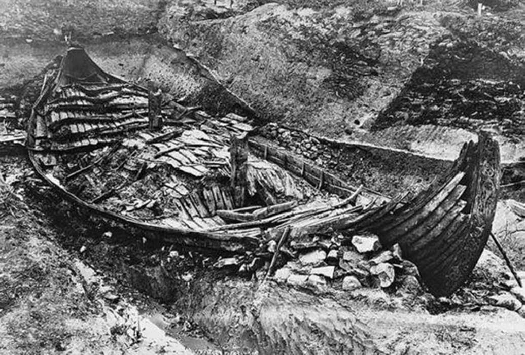 Los hallazgos podrían resolver un misterio de la edad vikinga