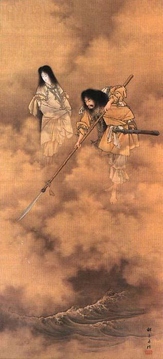 La diosa solar Amaterasu: antepasada divina de la familia imperial japonesa