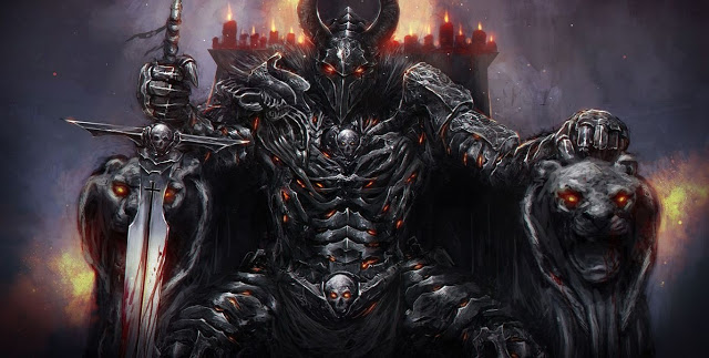 Abigor: el demonio caballero.