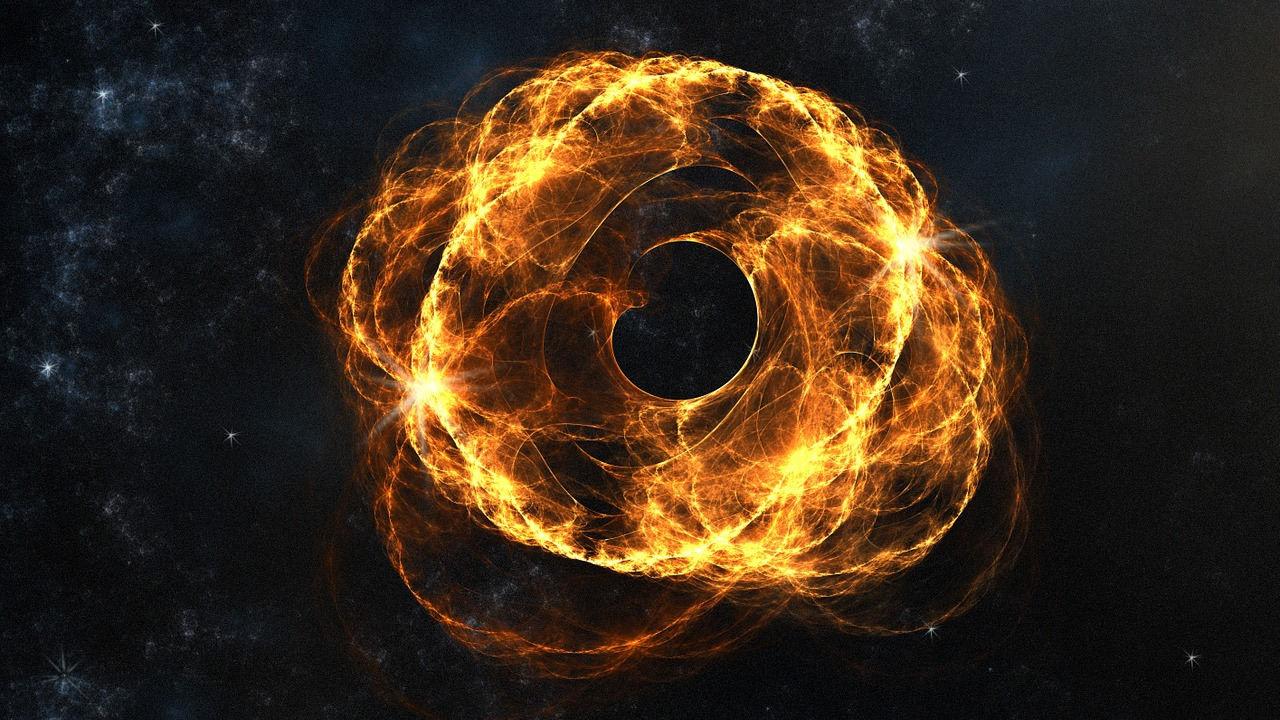 Físicos pueden haber Detectado la extraña Radiación emitida por los agujeros negros