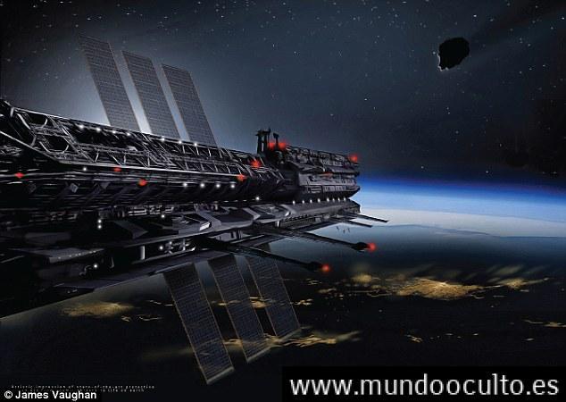Asgardia: Presentan el Proyecto de la Primera Nación/Pais en el Espacio para Defender a la Tierra de Amenazas Cósmicas